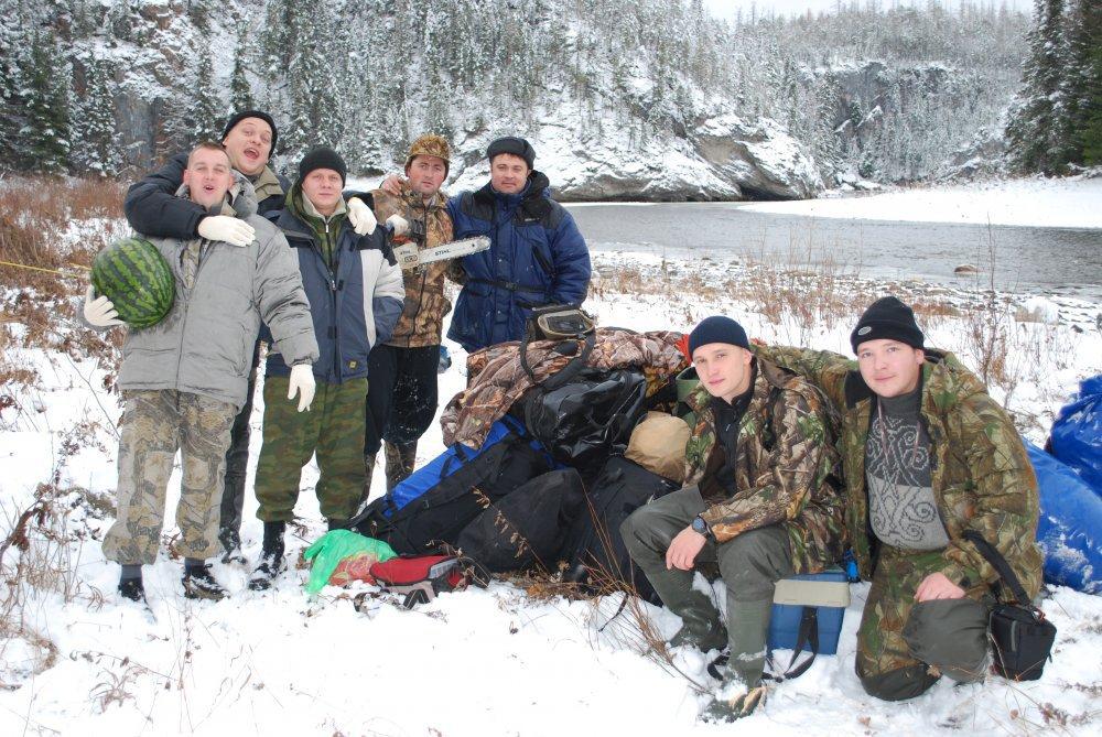 рыбалка видео на севере коми