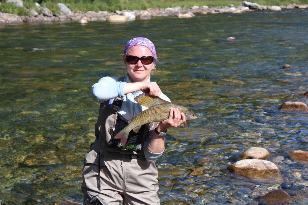 рыбалка на реке урал