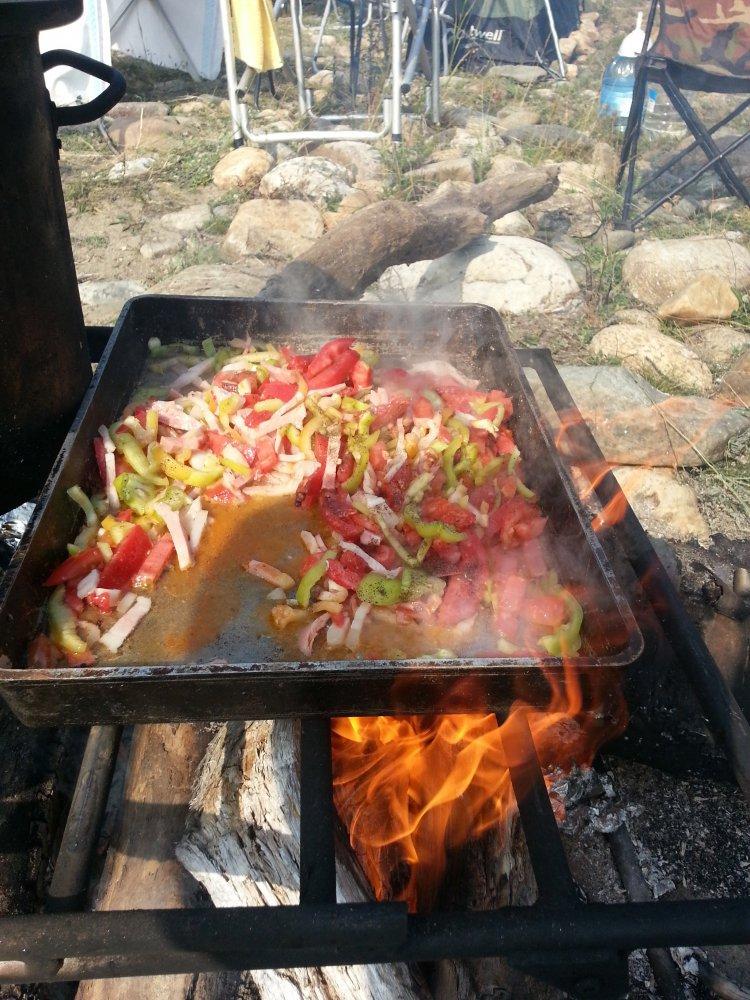 Как приготовить спагетти в томатном соусе с мясом